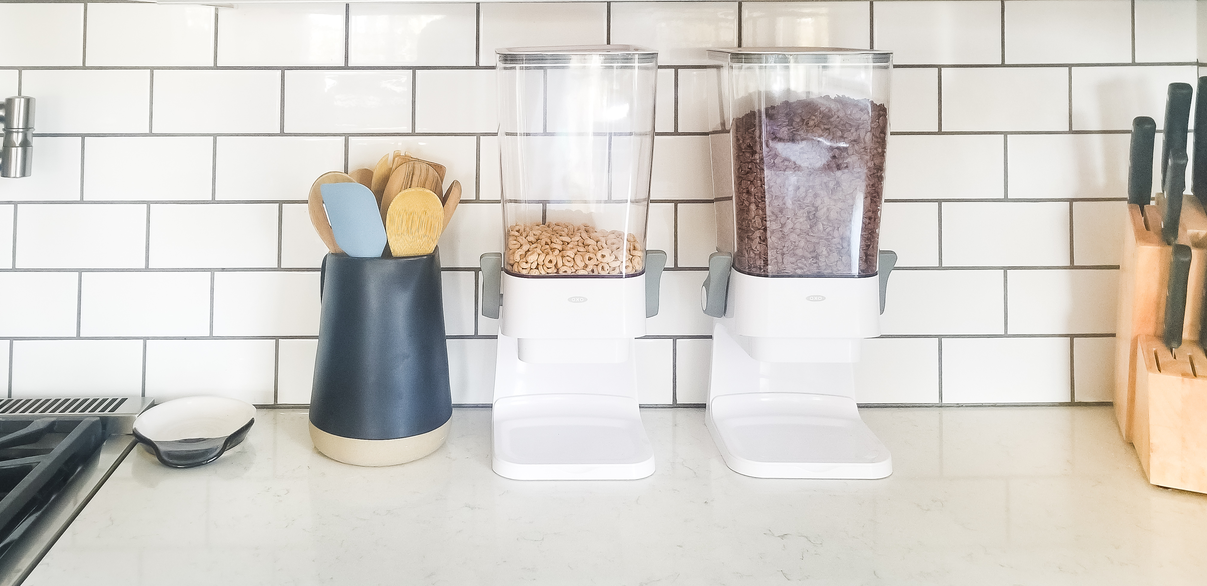 OXO Countertop Cereal Dispenser Review