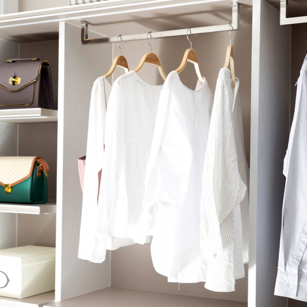 Best ways to organize a closet space