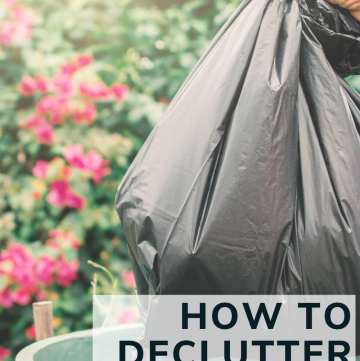 How to Declutter a Home