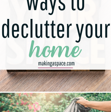 Best ways to declutter Fast