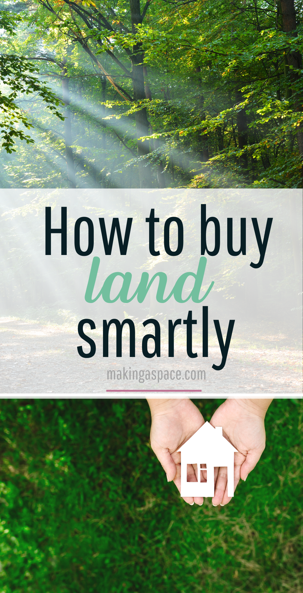 How to buy land tips
