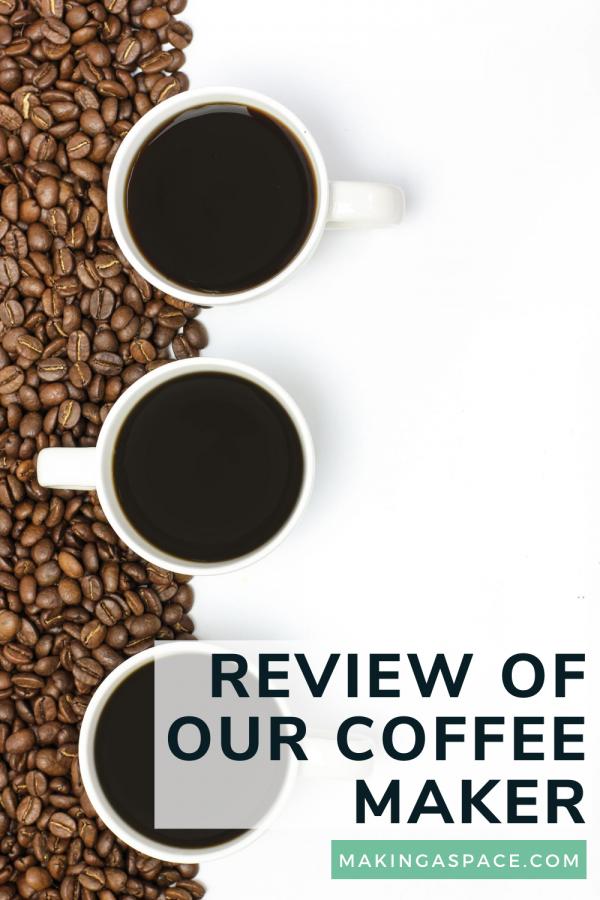 Hamilton Coffee Maker Review