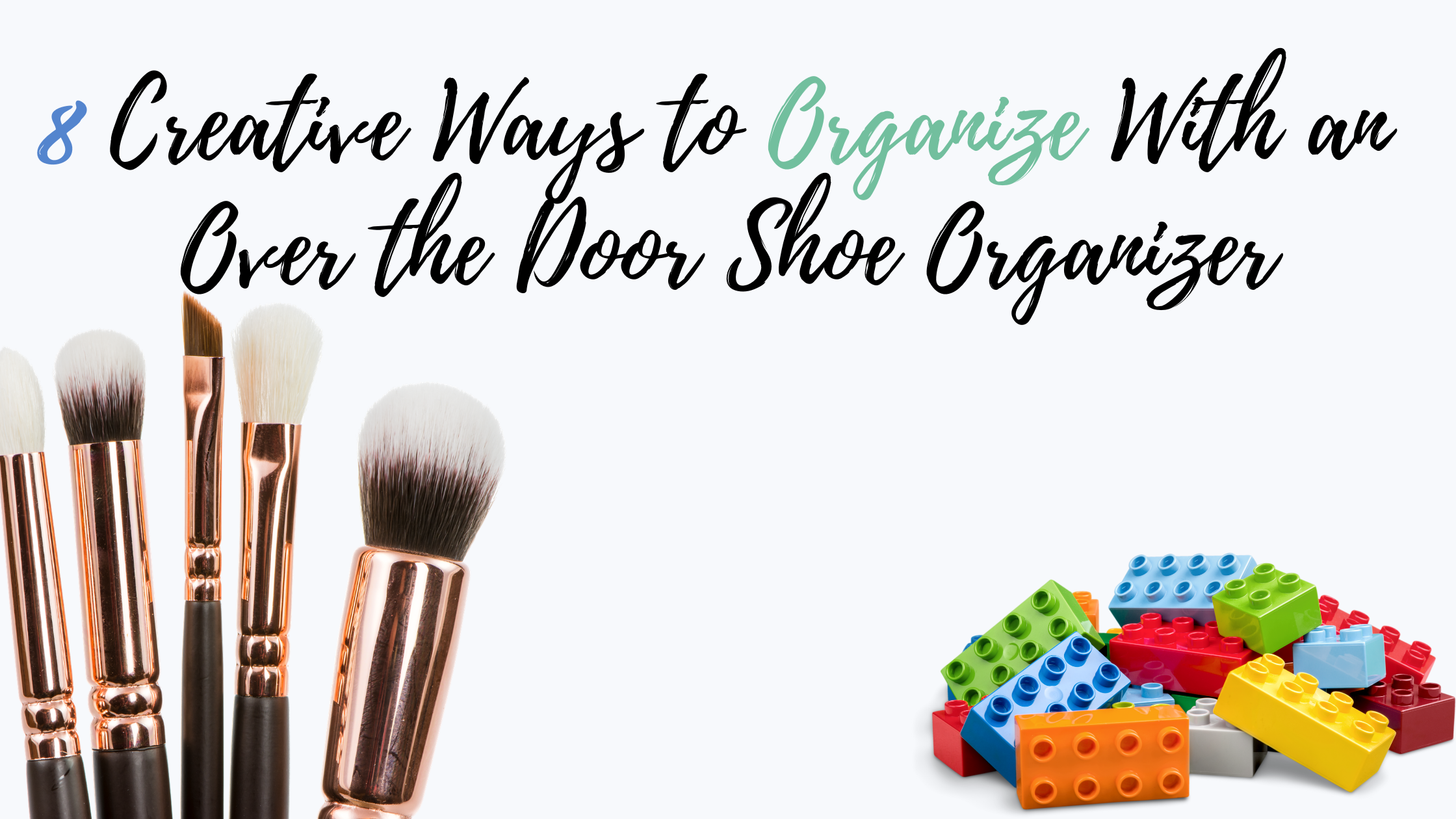 Creative Ways to Organize with a Shoe Organizer