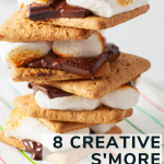 Creative ways to make smores