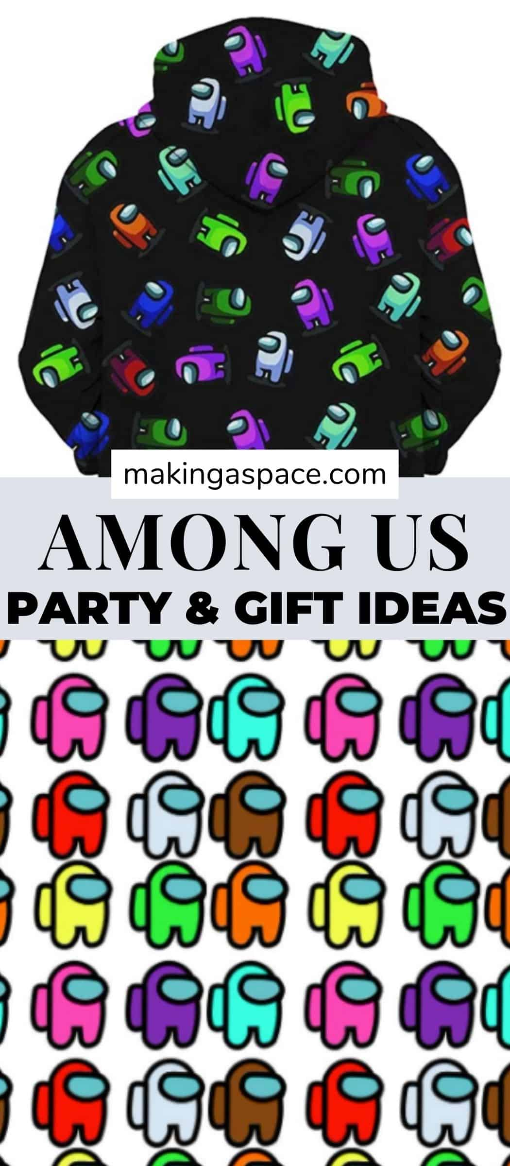 AMONG US PARTY IDEAS